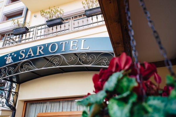 Sar'Otel Hotel & SPA - фото 23