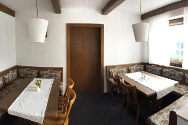 Pension Ostbach - 11