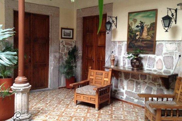 Hotel Atilanos - фото 14