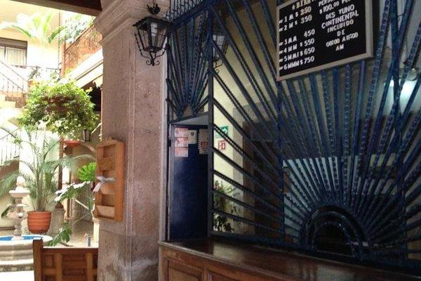 Hotel Atilanos - фото 15