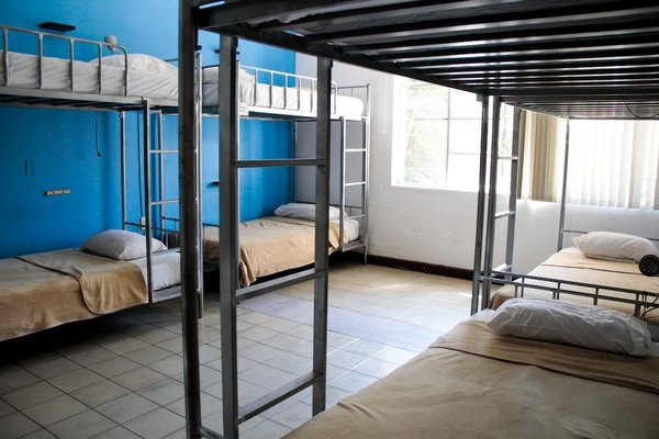 Hostel Hospedarte Chapultepec - фото 3