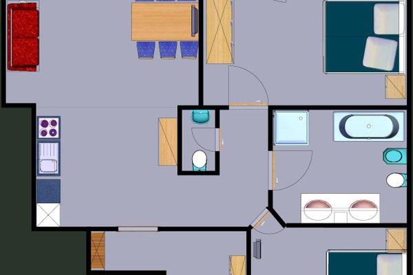 Appartementhaus Am Gschwandtkopf - фото 20