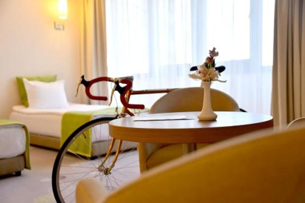 Suite Hotel Sofia - фото 12