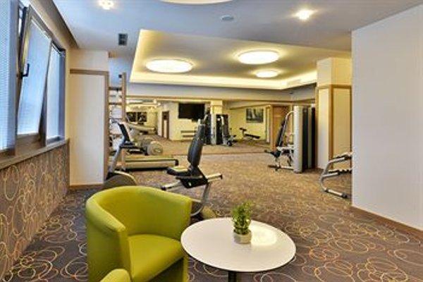 Suite Hotel Sofia - фото 8