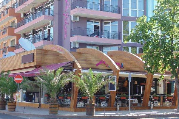La Piazza Family Hotel - фото 19