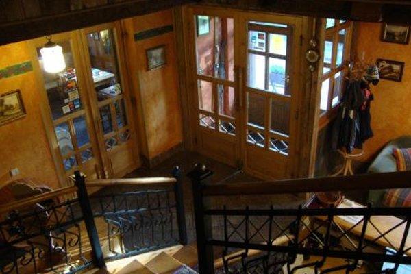 Hotel Modrava - 12