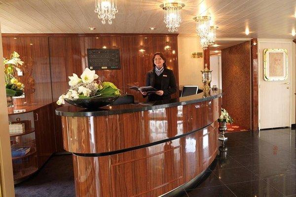 Baxter Hoare Hotel Ship - фото 8