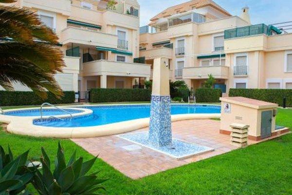 Apartment Medina del Sol - фото 9
