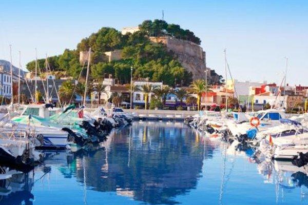 Holiday Home Urb La Esmeralda.1 - фото 19