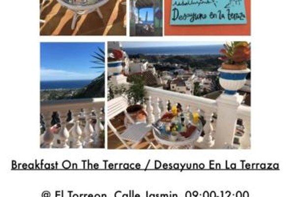 Pension El Torreon - фото 14
