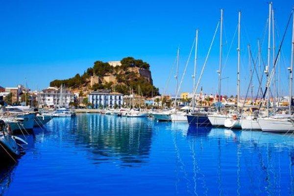Apartment Res La Rosaleda I 01.3 - фото 21