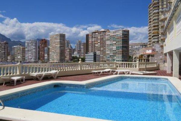 Apartment Alcalde Manuel Catalan Chana - фото 11