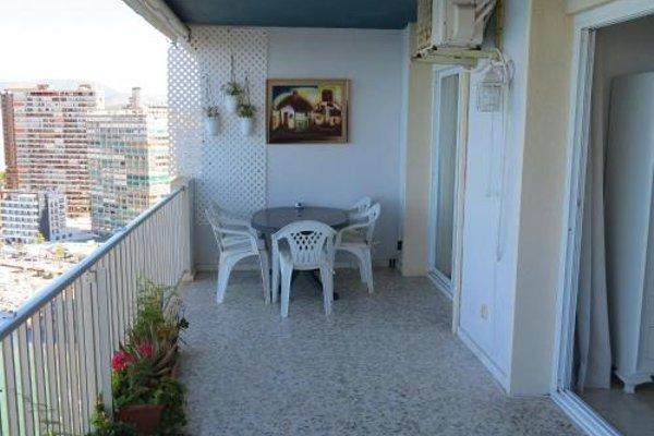 Apartment Alcalde Manuel Catalan Chana - фото 21