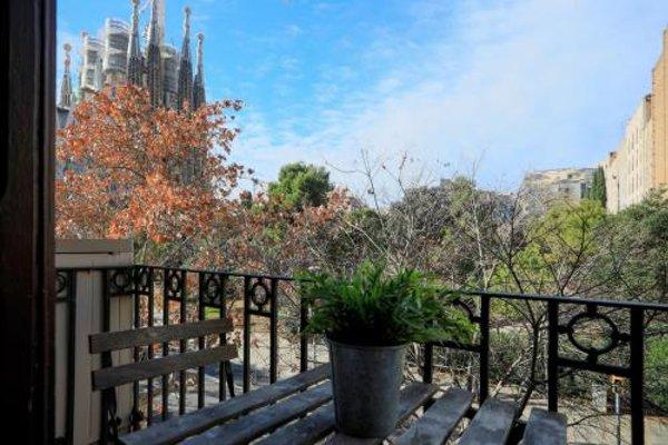 Bbarcelona Sagrada Familia Garden Apartment - 19