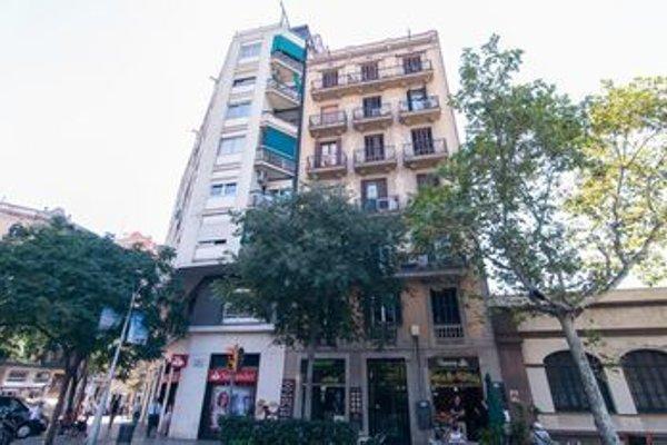 Bbarcelona Sagrada Familia Garden Apartment - 22