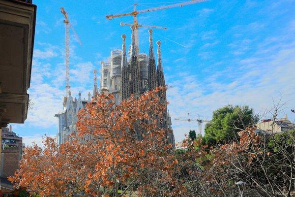 Bbarcelona Sagrada Familia Garden Apartment - 23