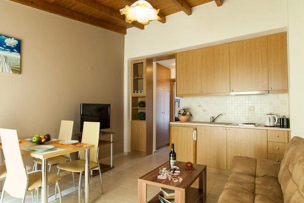 Castello Apartments - фото 11