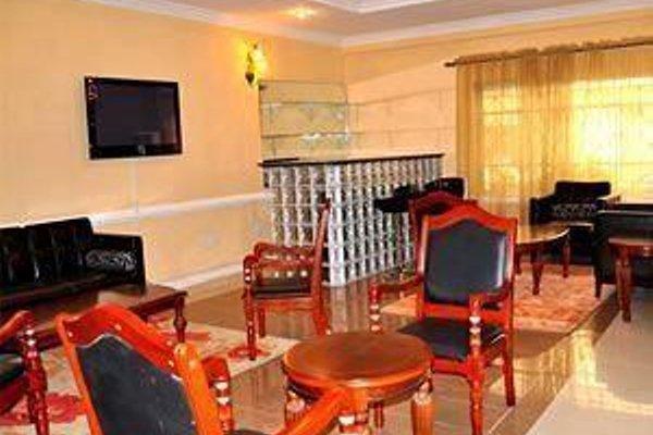 Aishar Studio Apartments - фото 10