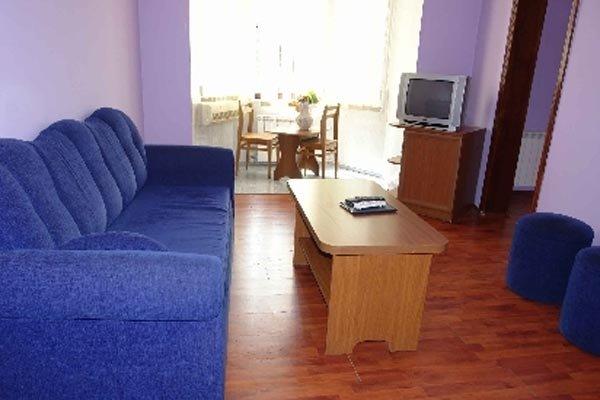 Отель Mercury - фото 12