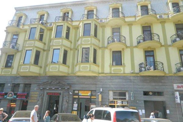 Отель Mercury - фото 21