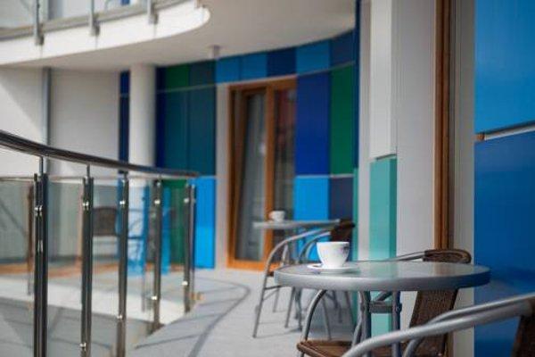 Hotel Szafir - фото 20