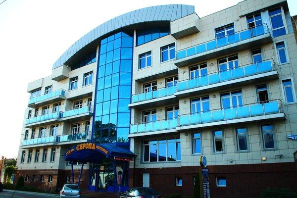 Европа Отель - фото 21