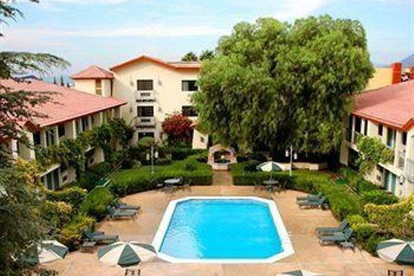 Quinta Dorada Hotel & Suites - фото 22