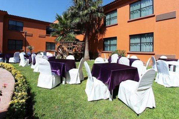 Fiesta Inn Saltillo - фото 23