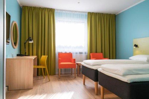 Thon Hotel Gardermoen - фото 50