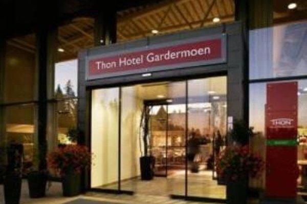 Thon Hotel Oslo Airport - фото 20
