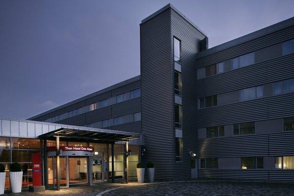 Thon Hotel Oslo Airport - фото 22
