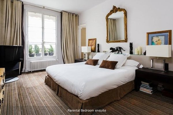 Chambres d'Hotes dans Hotel Particulier - фото 7