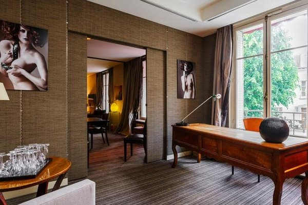 Chambres d'Hotes dans Hotel Particulier - фото 9
