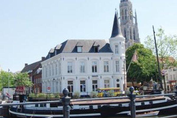 Apollo Hotel Breda City Centre - фото 19
