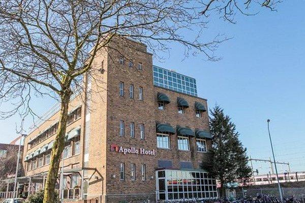 Apollo Hotel Breda City Centre - фото 20