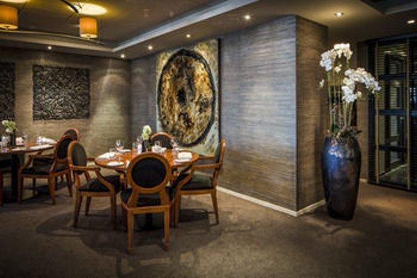Fletcher Hotel-Restaurant Trivium - фото 10