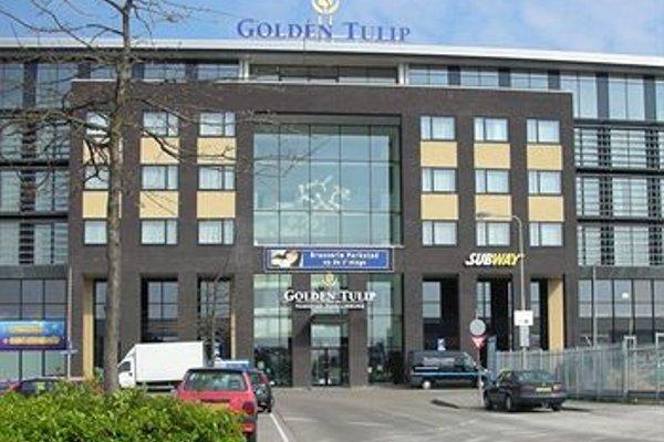 Golden Tulip Parkstad - Kerkrade- Heerlen - Aken - фото 22
