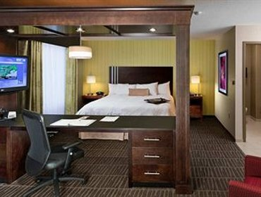 Апартаменты Hampton Inn & Suites Saginaw