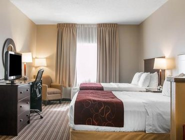 Апартаменты Comfort Suites Saginaw