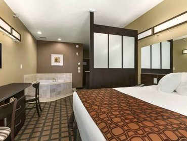 Апартаменты Microtel Inn & Suites by Wyndham Minot
