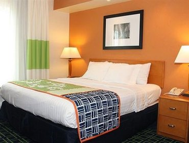 Апартаменты Fairfield Inn and Suites by Marriott Marion