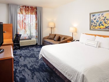 Апартаменты Fairfield Inn & Suites San Angelo