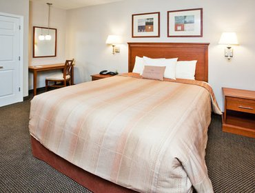 Апартаменты Candlewood Suites Apex Raleigh Area