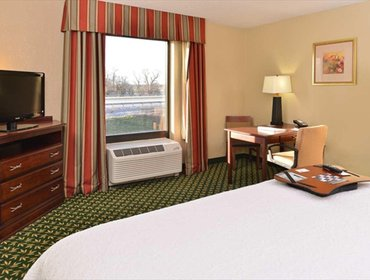 Апартаменты Hampton Inn & Suites Hopkinsville