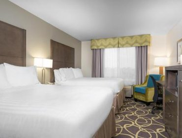 Апартаменты Holiday Inn Express Hotel & Suites Ames