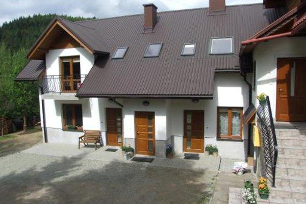 Pokoje i apartamenty pod Jaworzyna w Koninkach - фото 14