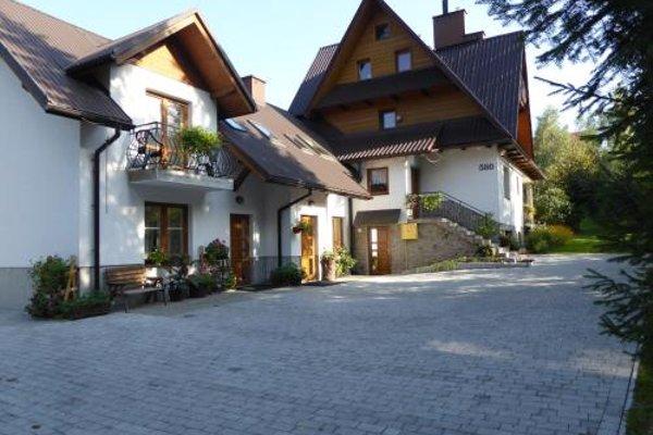 Pokoje i apartamenty pod Jaworzyna w Koninkach - фото 3