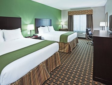 Апартаменты Holiday Inn Express Hotels & Suites Jacksonville