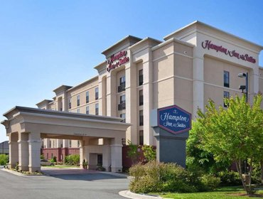 Апартаменты Hampton Inn & Suites Burlington