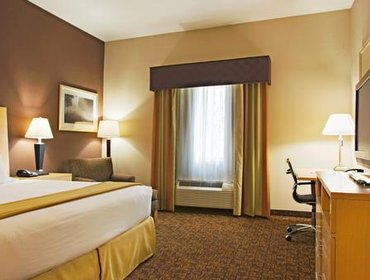 Апартаменты Holiday Inn Express Hotel and Suites Borger